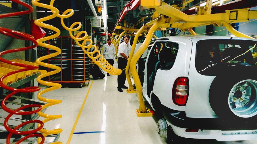 Завод «GM-АвтоВАЗ» приостановил производство из-за нехватки комплектующих