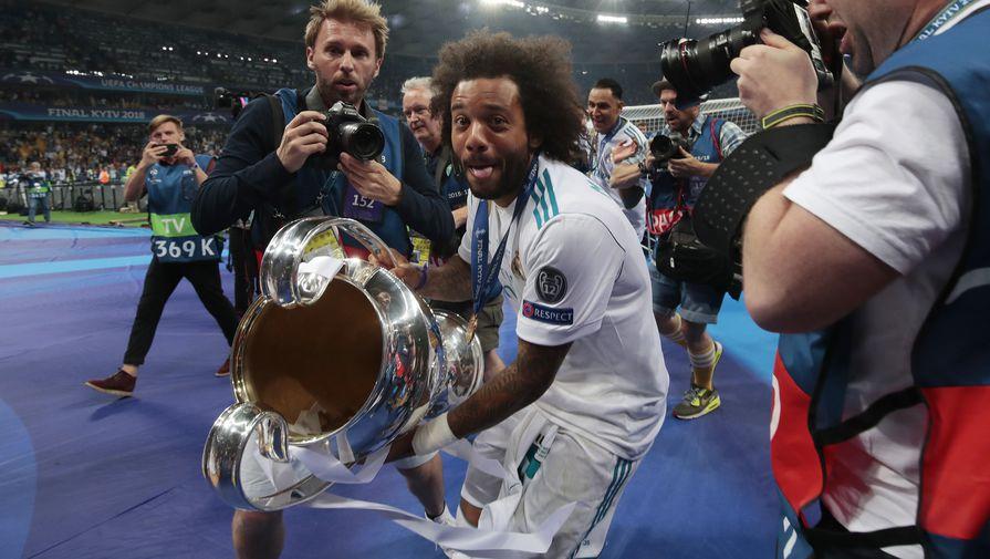 Футболист «Реала» Марсело признан виновным вуклонении отналогов