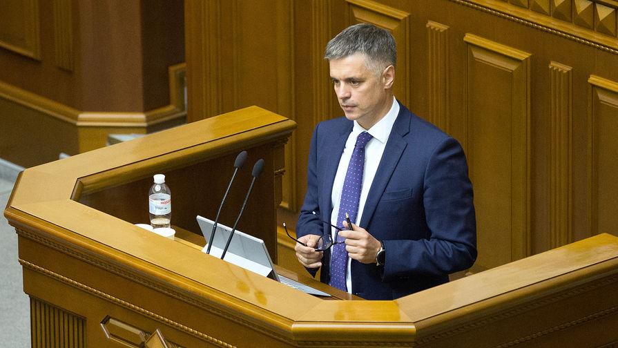 Правительство Украины перенесло начало отвода сил в Донбассе