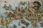 «Газета.Ru» рассказывает о разделе Европы в ходе Венского конгресса 1814 года