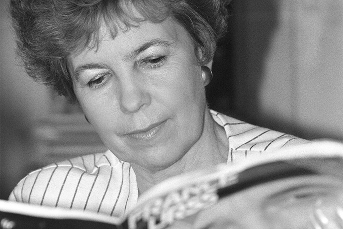 Супруга Президента СССР Раиса Максимовна Горбачева, 1989 год. Фото: РИА «Новости»
