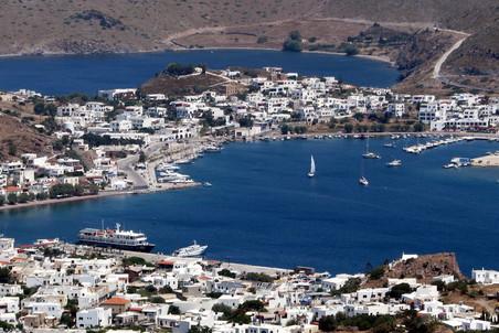 Остров Патмос, Греция