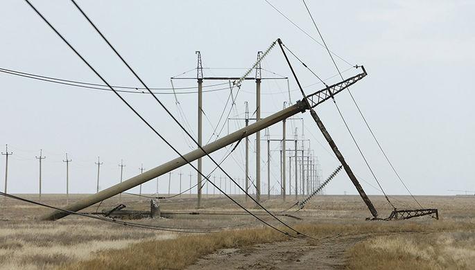 НАК объявил о вероятной диверсии налинии газопровода вКрыму