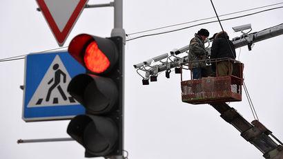 В Москве резко снизилось количество выписанных ГИБДД штрафов