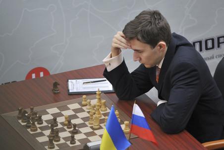 Сергей Карякин начал выигрывать