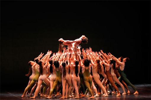 Смотреть секс возбуждение при танце балета 8