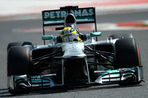 Нико Росберг завоевал поул-позицию в квалификации Гран-при Испании