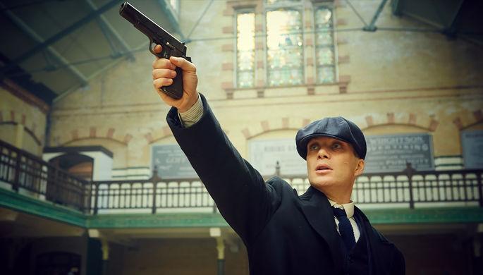 Сериал «Острые козырьки» получил главную телепремию BAFTA