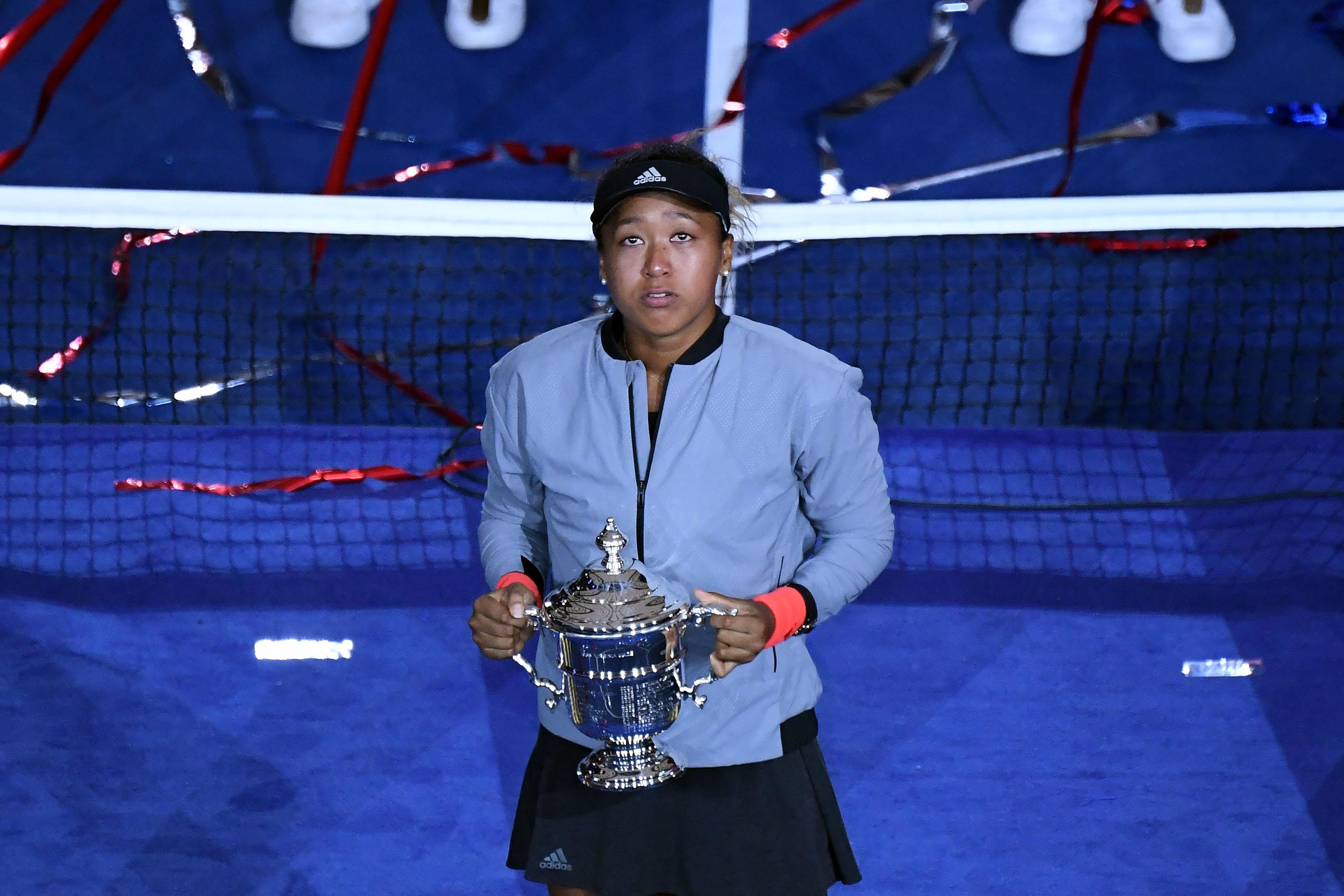 Американка Серена Уильямс проиграла вфиналеUS Open сопернице изЯпонии