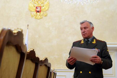 По данным источников «Газеты.Ru», глава Генштаба Николай Макаров в мае уйдет в отставку