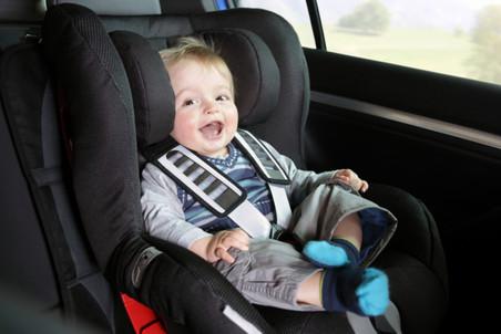 Только 20% автомобилей обладают правильными креплениями для детских автокресел