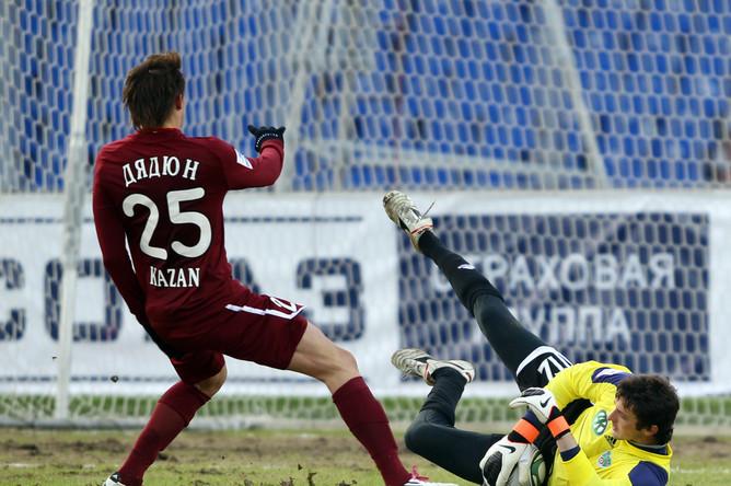 РФС запретил «Рубину» регистрировать новых игроков из-за задолженности перед Дядюном