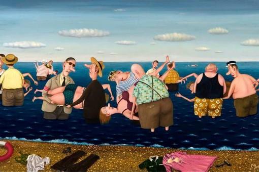 Валентин Губарев, «Уроки плавания в ожидании глобального потепления»