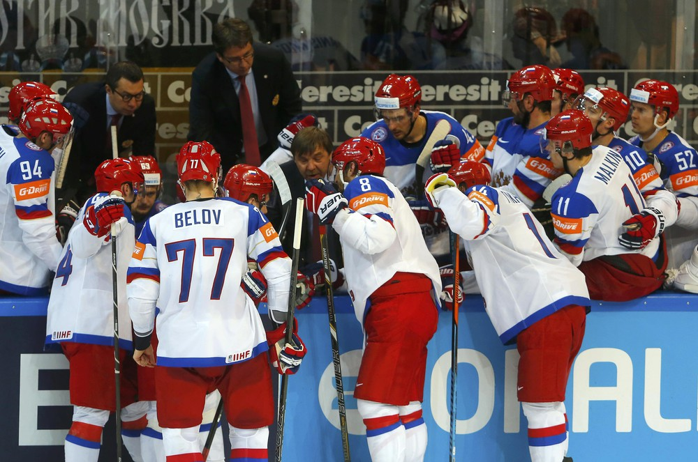россия чемпионат мира по хоккею канада: