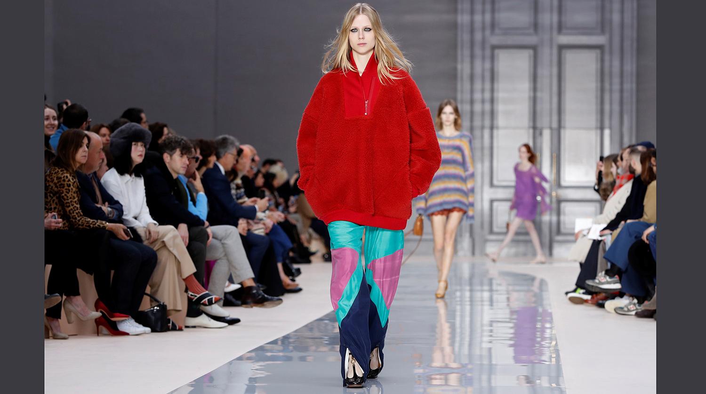 Paris fashion week live 18