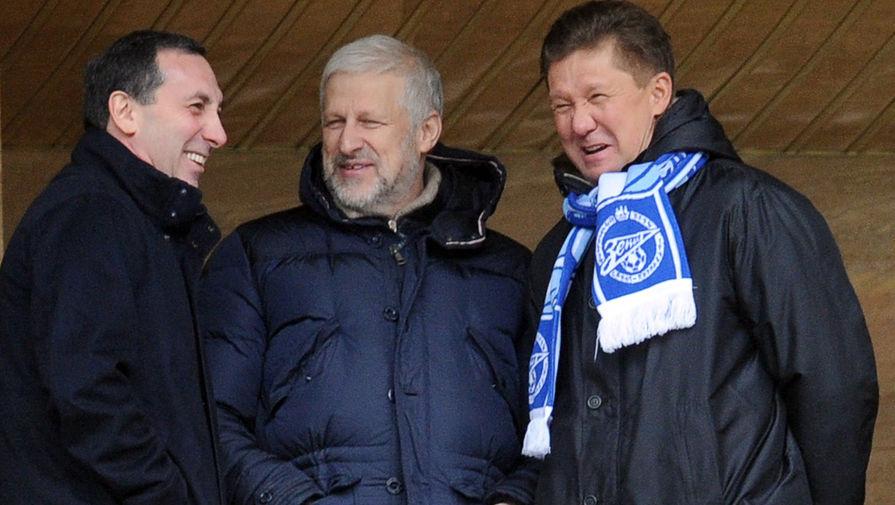 «Зенит» объявил оназначении Сергея Фурсенко гендиректором клуба