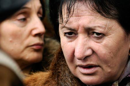 Алла Джиоева направила и.о. президента Южной Осетии Вадиму Бровцеву требование передать ей власть