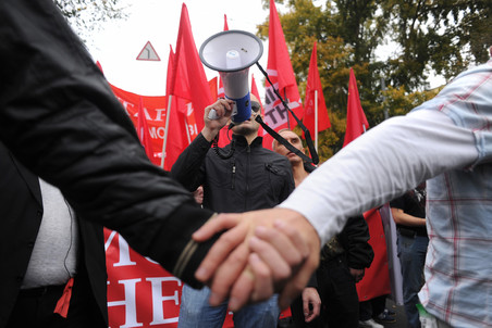 Russian opposition held rallies in Moscow and regions — Gazeta.Ru