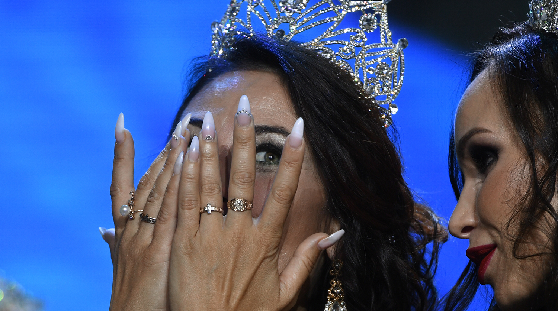 Ответами во время конкурса мисс россия 2017