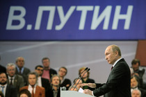 Putin warns of possible provocations from opposition activists during elections
