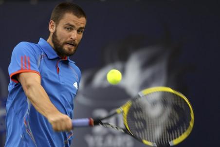 Михаил Южный проиграл Роджеру Федереру