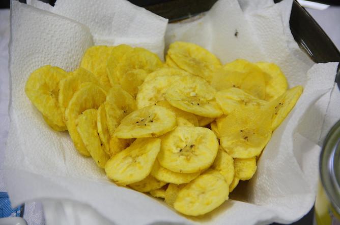 Platano frito