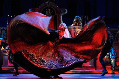 Большой театр показал балет «Спящая красавица»