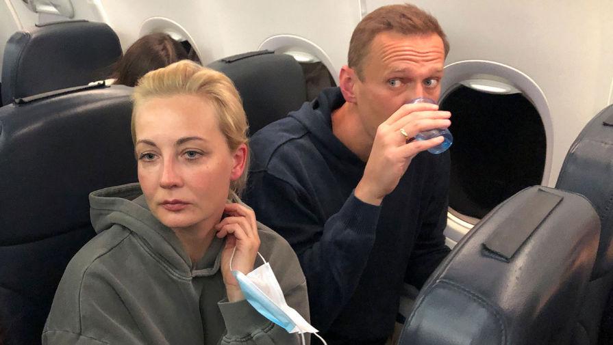 Зачем Юля Навальная снова отправилась в Германию?