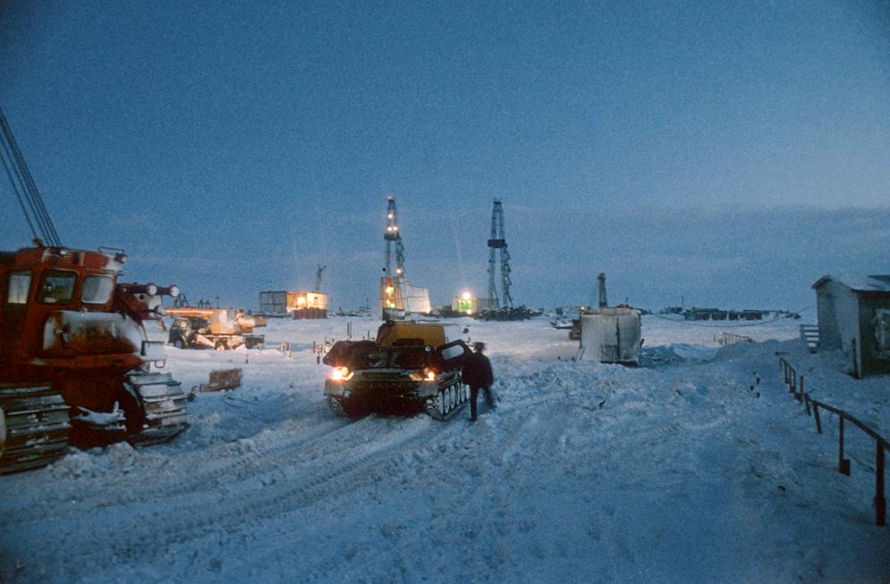 работа на севере добыча нефти