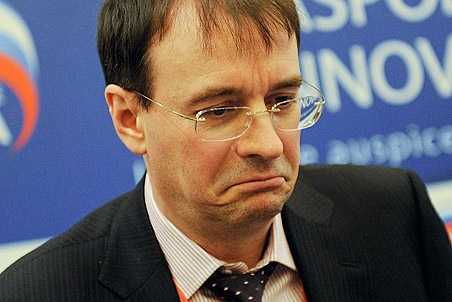 Yuri Urlichich still remains the director general for one of GLONASS operating companies, RSS