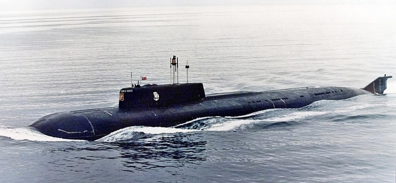 фильм об атомной лодке курск
