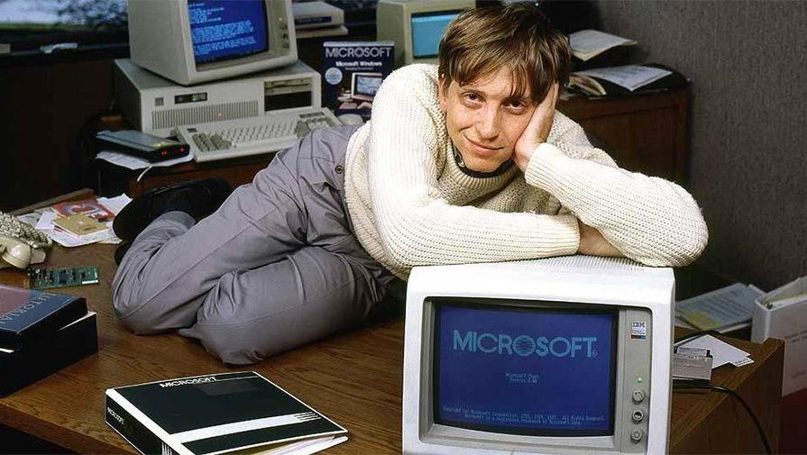 Основатель компании Microsoft, самый богатый человек планеты, щедрый меценат и примерный семьянин — Билл Гейтс