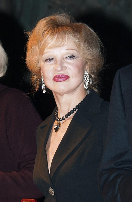 Людмила гурченко без макияжа