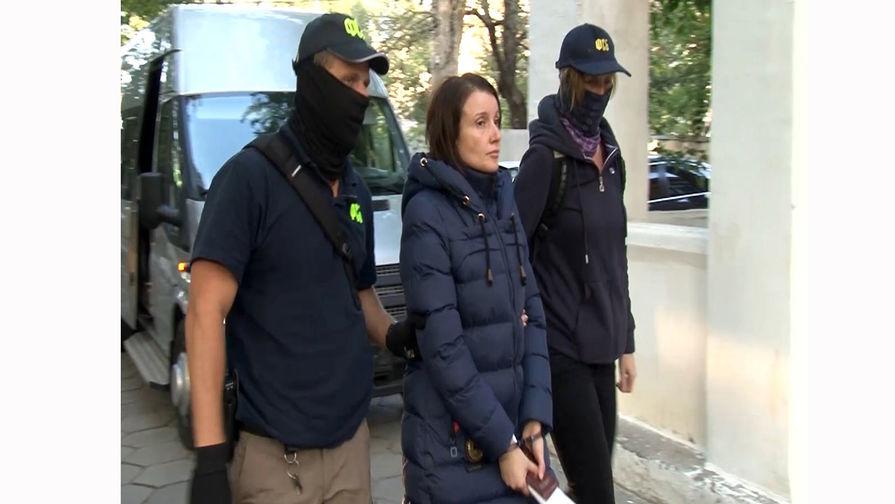 ВКрыму задержаны двое граждан России, подозреваемых вгосизмене— ФСБ