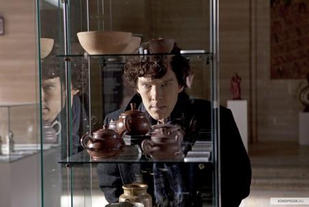 Стартует второй сезон сериала «Шерлок»