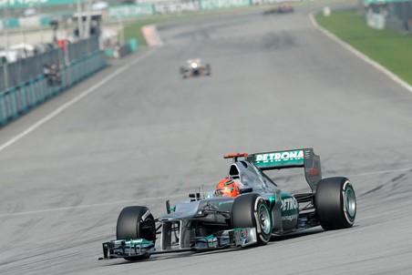 Третью гонку сезона Формулы-1 примет Шанхай