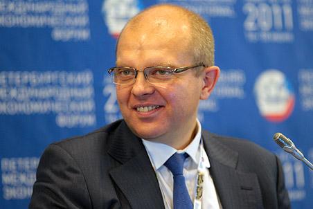 Первый заместитель президента-председателя правления ВТБ Юрий Соловьев