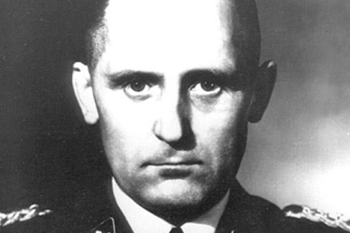 Шеф гестапо Генрих Мюллер был похоронен на еврейском кладбище Берлина