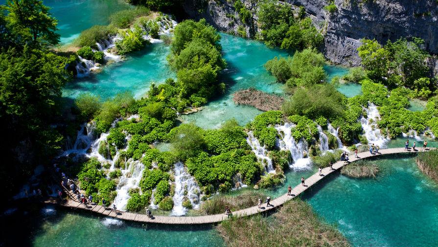 Plitvice Lakes National Park (��������)