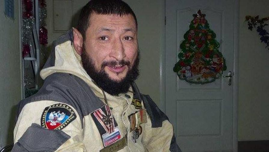 Под Донецком умер русский актёр Эркин Исманов