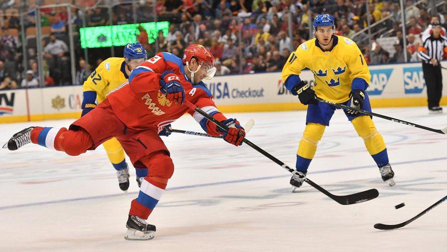 Дацюк несыграет за Российскую Федерацию против Швеции врамках Евротура