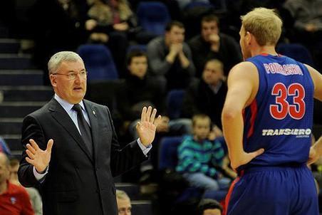Йонас Казлаускас дал отдохнуть лидерам в матче с «Минском-2006»