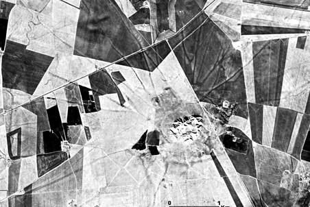 На основе снимков со спутника создана карта древних поселений Месопотамии