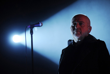 Peter Gabriel writes letter of support to jailed Pussy Riot members — Gazeta.Ru