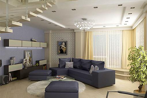 Цена квадратного метра в двухэтажной квартире может быть ниже, чем в обычной