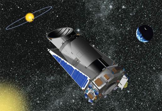 NASA завершило работу орбитального телескопа «Кеплер»