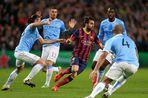 «Газета.Ru» провела текстовую онлайн-трансляцию ответного матча 1/8 финала Лиги чемпионов, в котором «Барселона» обыграла «Манчестер Сити»