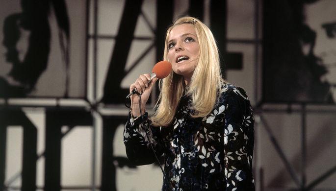 Погибла французская эстрадная певица Франс Галль