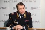 Онлайн-интервью с главой ГИБДД России Виктором Ниловым