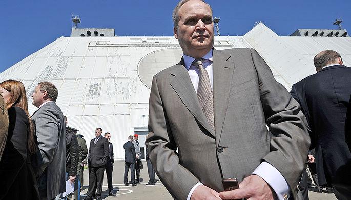 Антонов: РФготова наращивать взаимодействие сСША поСирии